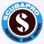 SCUBAPRO - decal sticker Aufkleber
