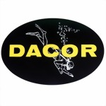 DACOR - decal sticker Aufkleber