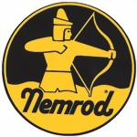NEMROD - Tank decal sticker Aufkleber - Diving plongee scuba Tauchen New