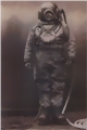 William Walker MVO was an famous english helmet diver - ca. 1900's